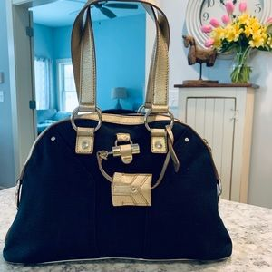 Yves Saint Laurent YSL Muse Bag Satchel